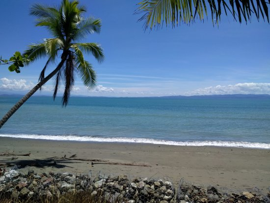 Blue Osa Yoga Retreat and Spa: The gorgeous beach