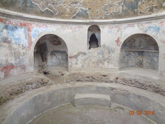 Stabian Baths (Terme Stabiane) : Термы