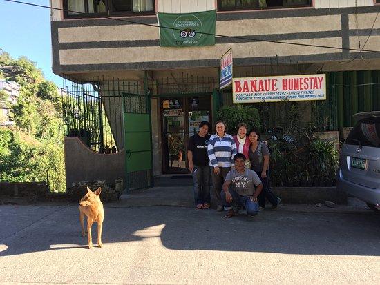 Banaue Homestay Foto