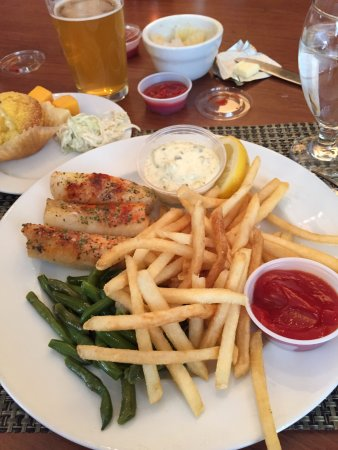 Innovation: Baked Cod Fish Fry