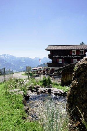 Panoramagasthof Kristberg: Kristberg, der Genießerberg im Montafon