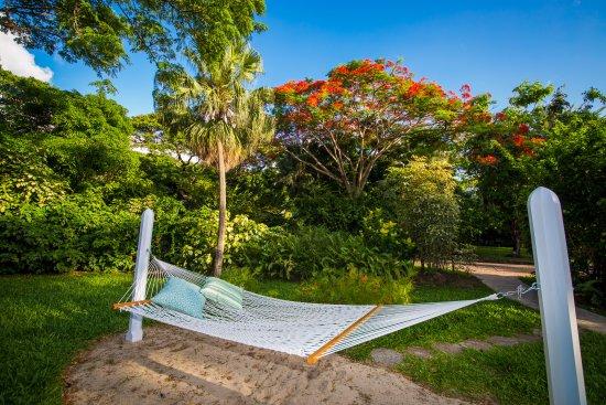 East Winds : Plenty of quiet relaxation spots....