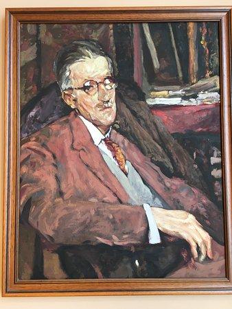 James Joyce Cultural Centre: Joyce