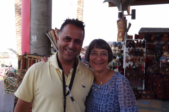 Rent a Guide Israel Tours: Our Guide Meni!