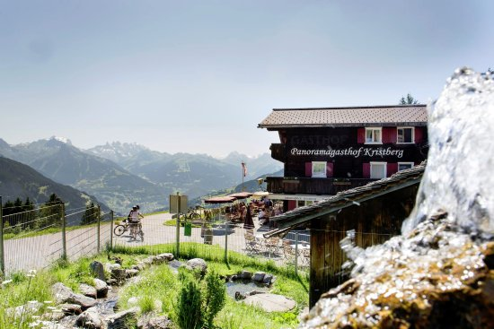 Silbertal, Austria: Kristberg, der Genießerberg im Montafon