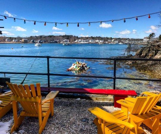Cape Porpoise, ME: Pier 77 Restaurant