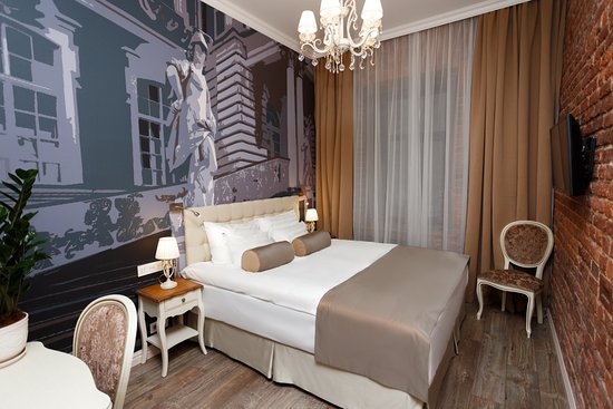 Galunov Hotel St Petersburg