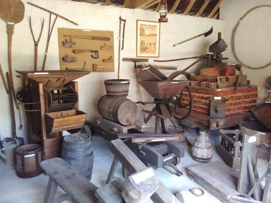 Musee Connaissance du Cotentin - La Glacerie