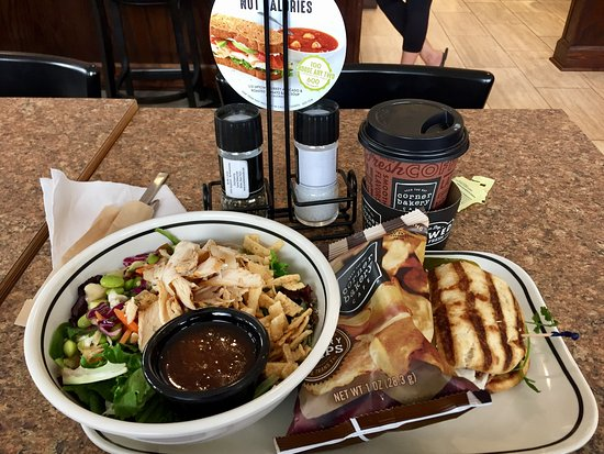 Hacienda Heights, CA: lunch combo