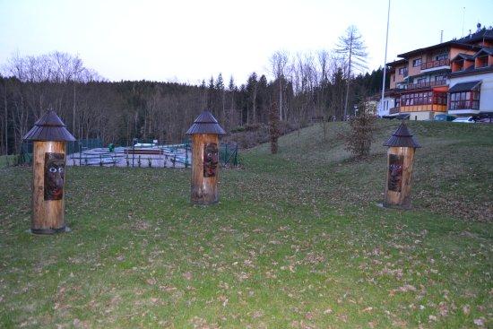Rychnov nad Kneznou, República Checa: Kláty pod hotelem