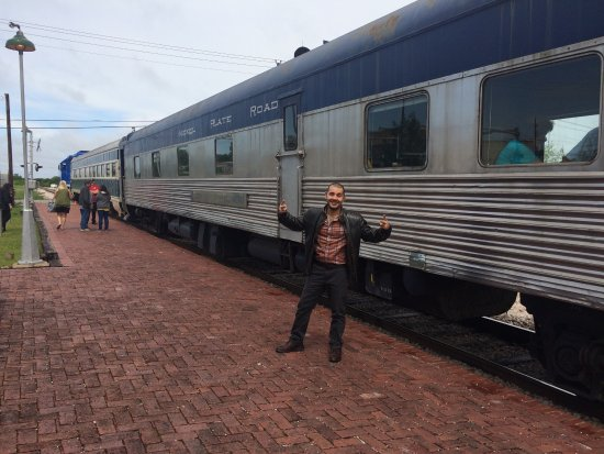 Austin Steam Train: photo0.jpg
