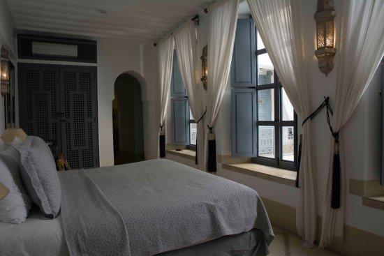 Riad Adore: Unser Zimmer