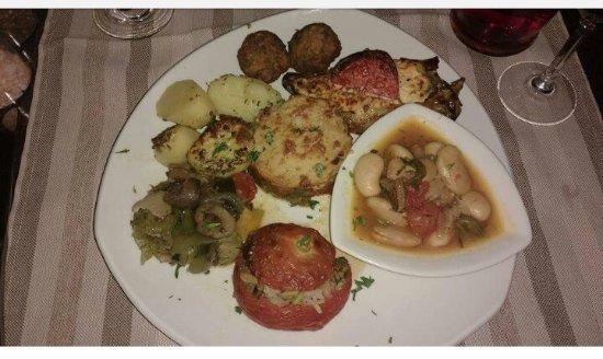 Dionysos Restaurant Bar Lindos