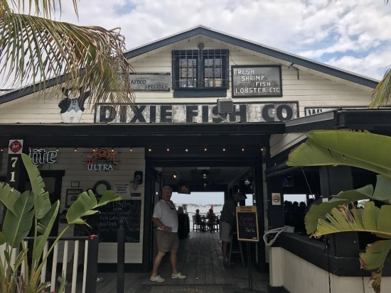 Picture of dixie fish co fort myers beach for Dixie fish company