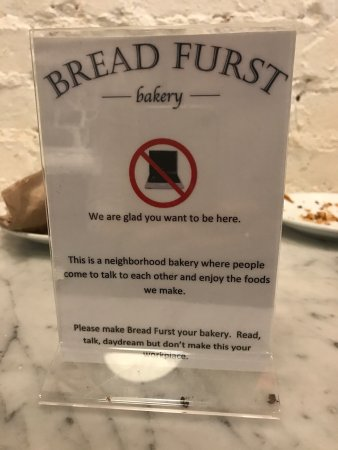 Photo of Cafe Bread Furst at 4434 Connecticut Ave, Washington, DC 20008, United States