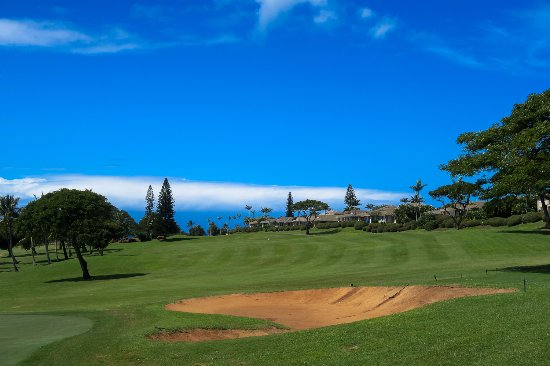 Kaanapali Golf Courses : some scenic spots on the course