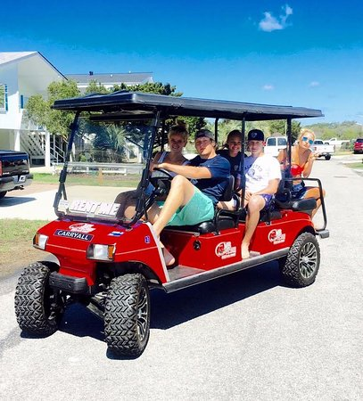 Myrtle Beach Golf Cart & Scooter Rentals