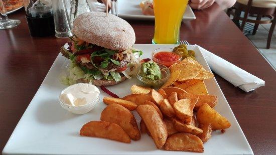 Haslev, Denmark: Cafe Klinker