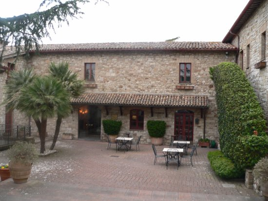 Hotel Bramante: Entrata