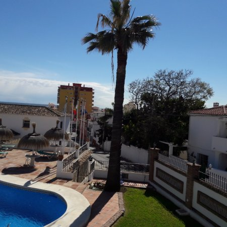 La Baranda: View from our room