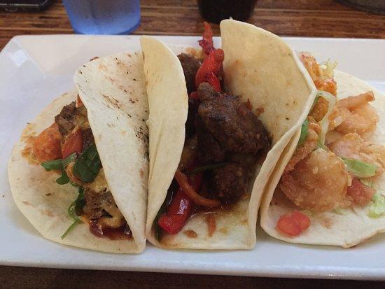 Zim Zari California Coastal Grill: Taco Tuesday!!