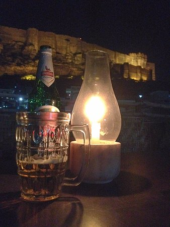 Cena sulla terrazza - Picture of Namaste Caffe, Jodhpur - TripAdvisor