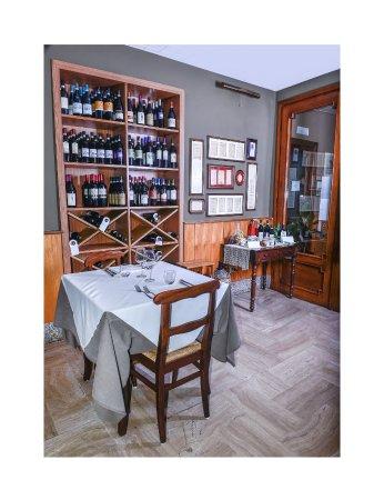 Ristorante Moderno: Un po' dei nostri vini