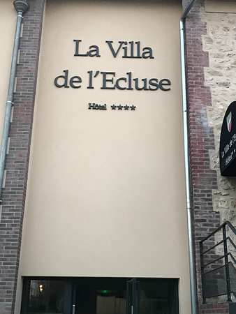 La Villa De L Ecluse Restaurant