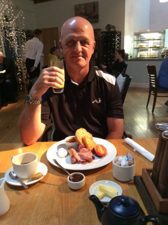 Corwen, UK: Wonderful Breakfast