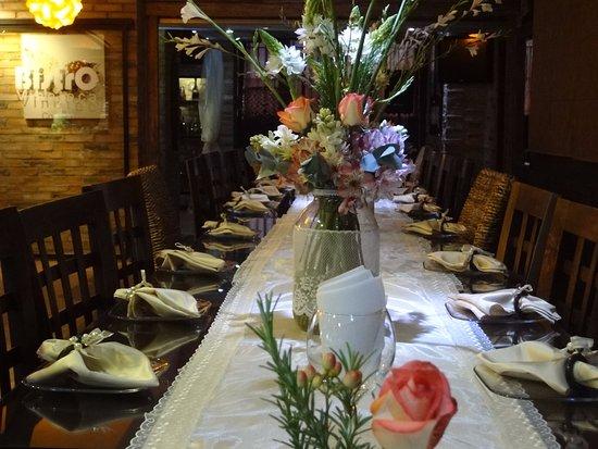 el cafe bistro salones decorados para celebraciones especiales - Imagenes De Salones Decorados