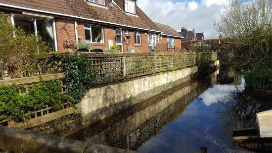 Wool, UK: Fingle Bridge Bed and Breakfast