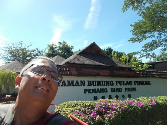 Perai, Malaysia: Just outside the Park (on the way out)