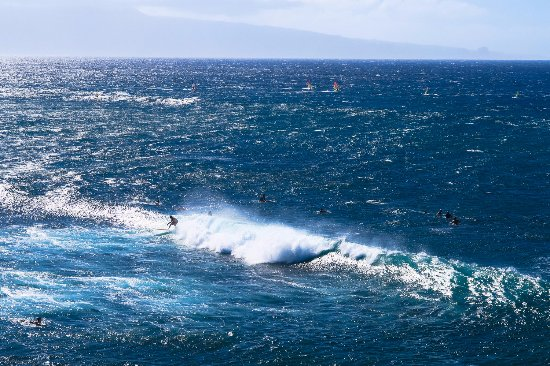 Paia, HI: north shore surf