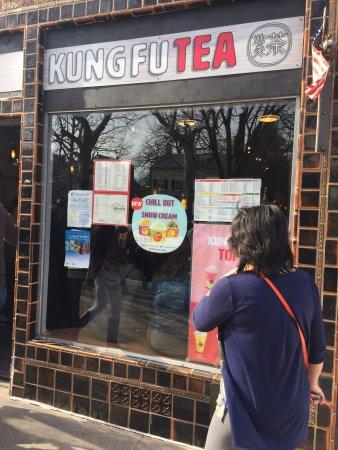 Noodle House Kung Fu Tea