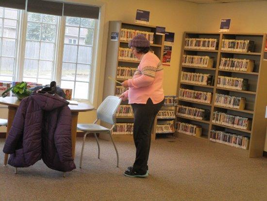 Cranston Public Library, Oak Lawn Branch