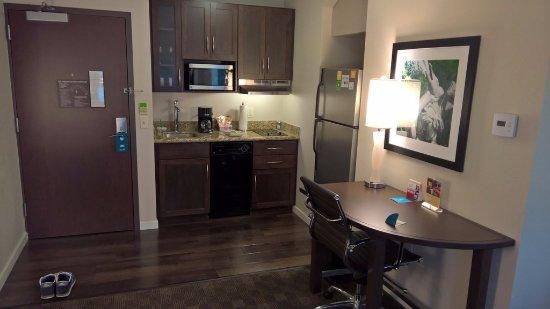 Hyatt House Philadelphia/King of Prussia: Mini kitchenette area