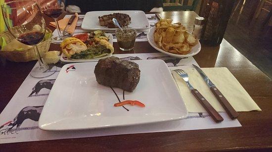 Volver: La miglior carne Argentina