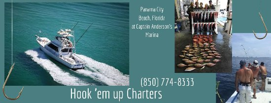 hookem up charters panama city fl Reel 'em in charters relates to water sports in panama city plan your road trip to reel 'em in charters in fl with roadtrippers.