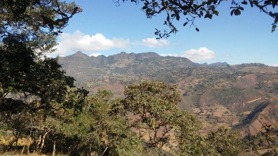 Caqueza, Colombia: Vistas