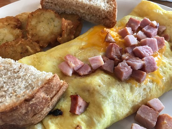 Rice Lake, WI: Omelet