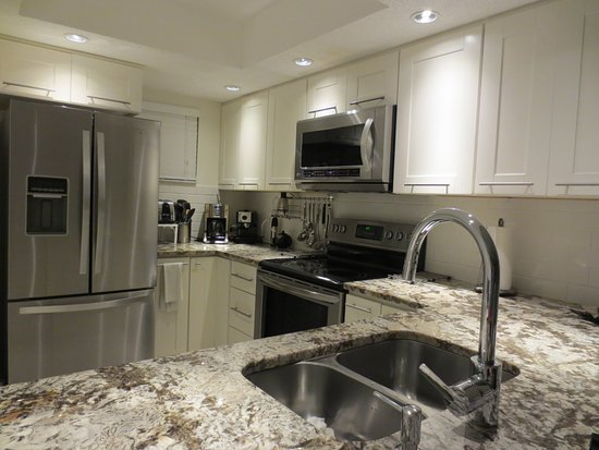 kitchen collection st augustine fl kitchen granite counter stainless appliancies picture 24625