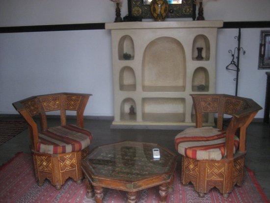 Riad Jomana: 3-Bett-Zimmer Erdgeschoß