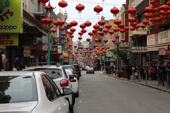 street Chinatown