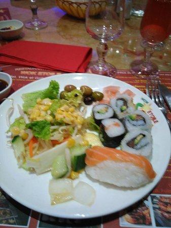 Emerainville, France : frais et très bon