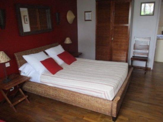 Mosnes, Francia: chambre Bali