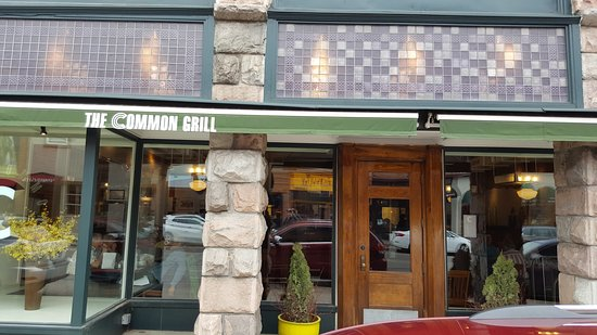 Common Grill, Chelsea - Menu, Prices