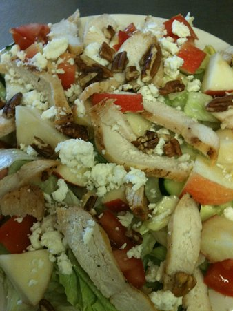 Natchitoches, LA: Peoples Choice salad