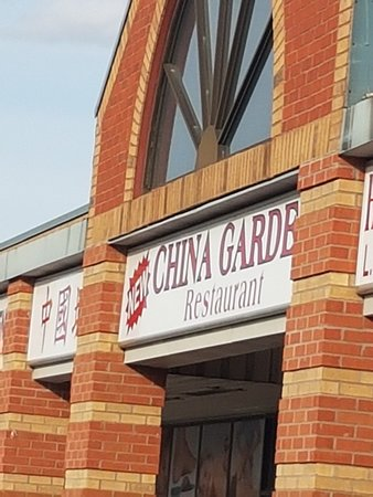China Garden Restaurant Brampton