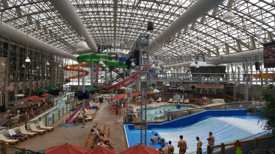 Jay Peak Resort: Amazing water park!!
