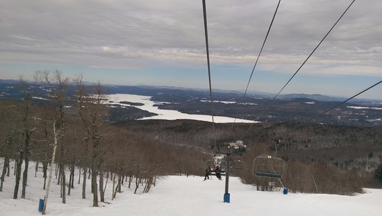 Mount Sunapee, Нью-Гэмпшир: Fun Spring Skiing!!